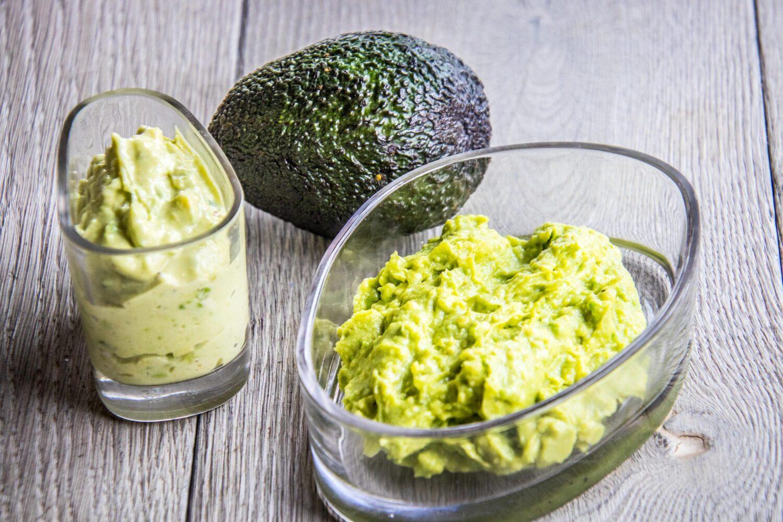 2 keer avocadomayo
