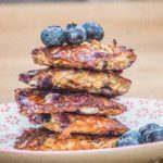Gezonde american pancakes