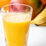 Smoothie met mango