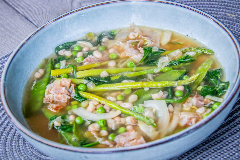 Lente minestrone