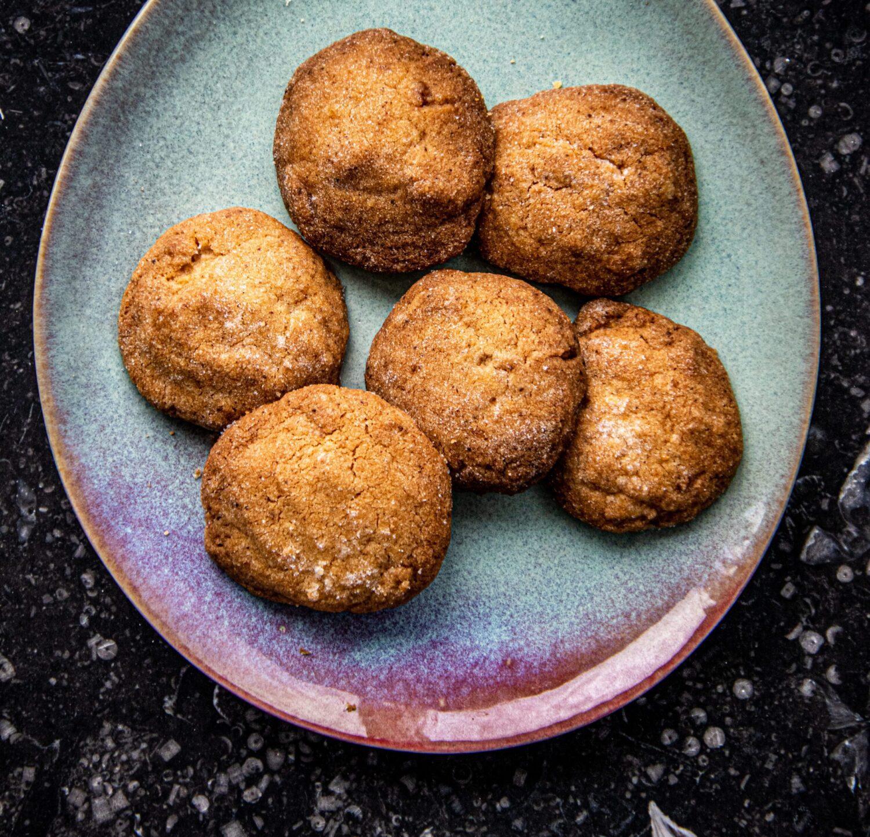 Koekjes met beurre noisette
