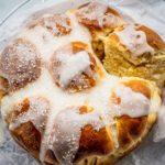 Feestelijk briochebrood