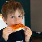 Homemade pizzabodem