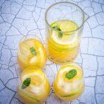Ananaslimonade